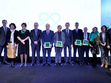Imagen de la IV edición de los Premios Constantes y Vitales