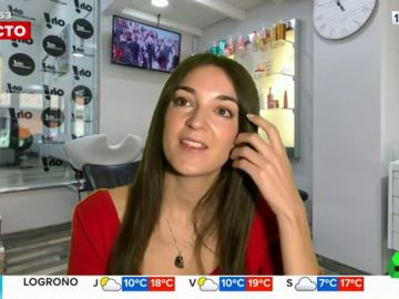 Leonor Lavado es Isa Pantoja