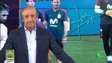 """Josep Pedrerol: """"Tenemos que volver a ilusionarnos con la Selección, aunque a veces cueste"""""""