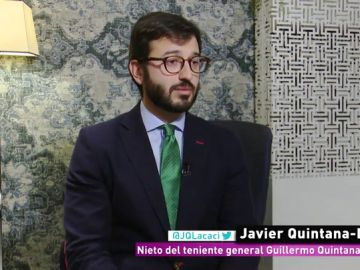 """""""Mi abuelo reunió a los partidarios del golpe de Estado y les encerró para que no se comunicaran"""": así frenó el 23F Guillermo Lacaci"""