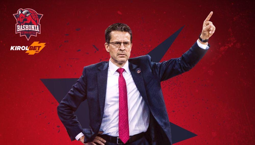 Pedro Martínez deja de ser entrenador del Baskonia