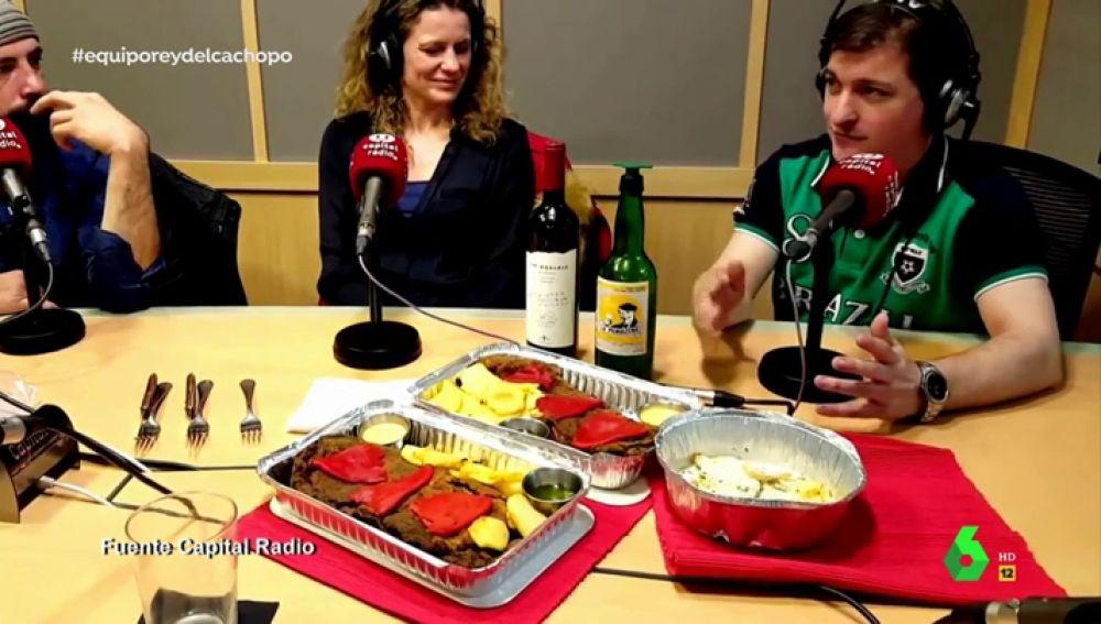 El ascenso de César Román Viruete: de participar en el festival 'Tapapiés' a crear una cadena especializada en comida asturiana