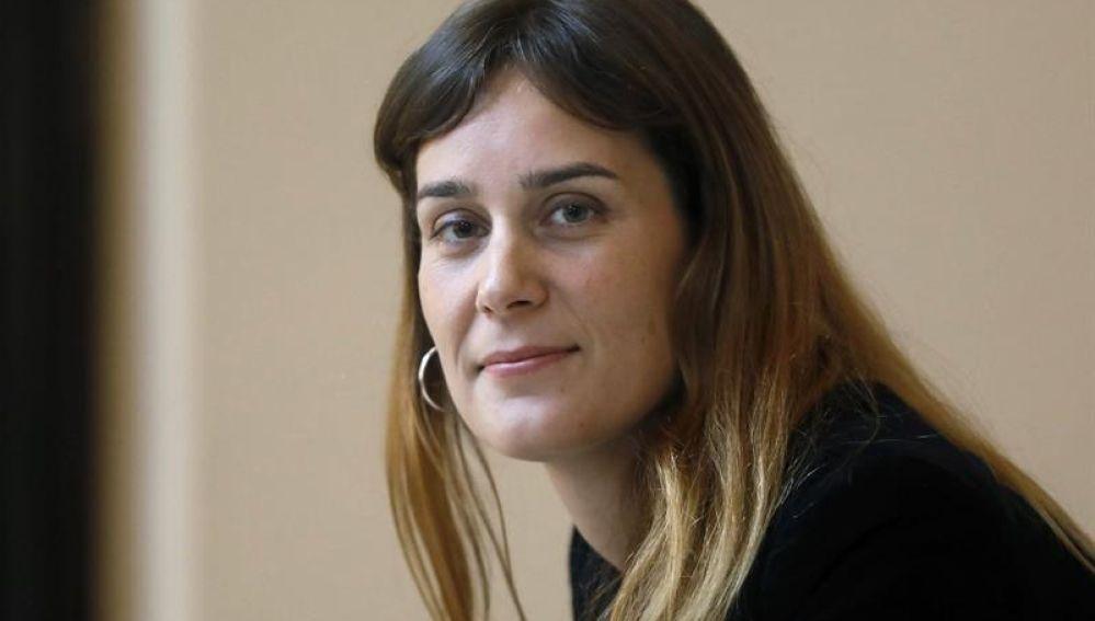 La presidenta parlamentaria de Catalunya en Comú Podem, Jéssica Albiach