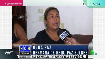 """""""Nuestra madre nos contó su asesinato, queremos traer su cuerpo a Honduras"""": habla la hermana de Heidi, presuntamente asesinada por el 'rey del cachopo'"""