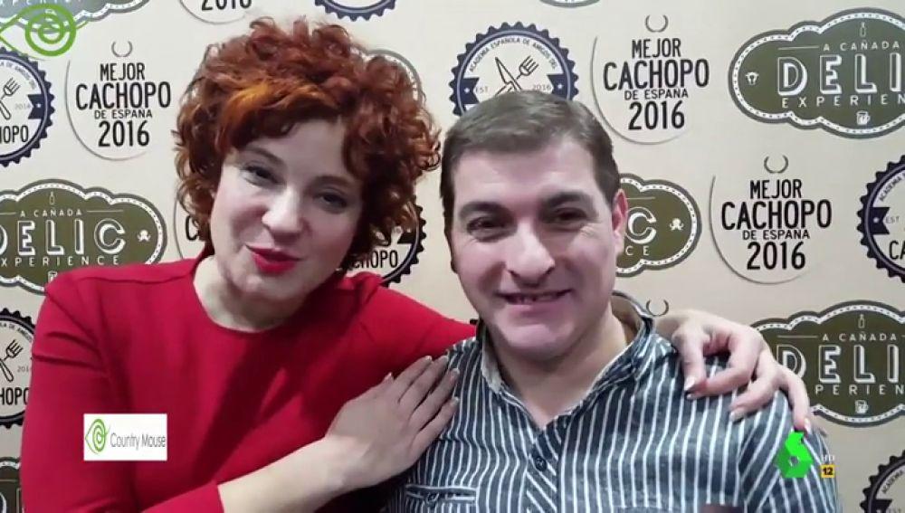 Con el premio al mejor cachopo español y la presencia en los medios de comunicación: así se fraguó la mentira de César Román