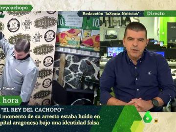 Manu Marlasca desvela todas las claves sobre la detención de César Román, el 'rey del cachopo'