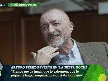 """Arturo Pérez-Reverte, sobre Franco: """"Que lo piquen y con la mojama hagan empanadillas de carne, me da exactamente lo mismo"""""""