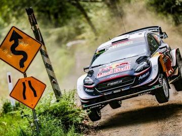 Sébastien Ogier está a solo 6 tramos de ser hexacampeón del WRC