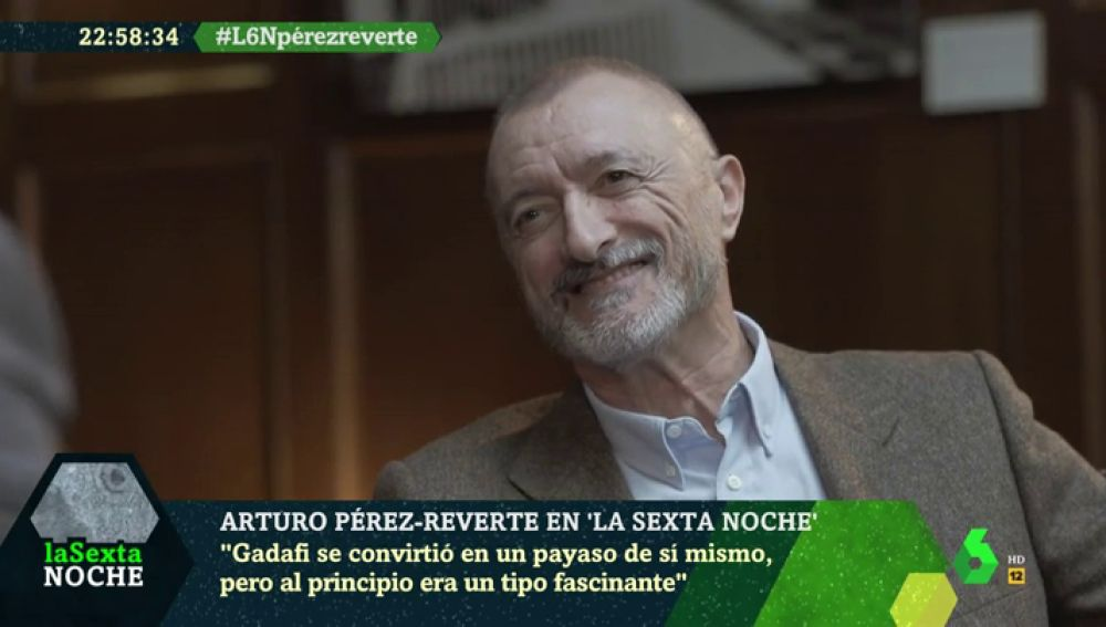 """Arturo Pérez-Reverte descarta usar a Villarejo como personaje en sus novelas: """"Mis canallas tienen códigos y él no"""""""