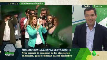 """Juanma Moreno: """"El único partido de garantía de cambio en Andalucía es el Partido Popular"""""""