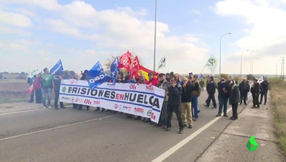 """Huelga de funcionarios de prisiones en toda España para pedir mejoras salariales: """"Reclamamos que el señor ministro se siente a negociar"""""""