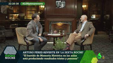 """La dura crítica de Arturo Pérez-Reverte a la Educación en España: """"El sistema tiende a aplastar la inteligencia en las aulas y conformar una papilla mediocre de baja calidad"""""""
