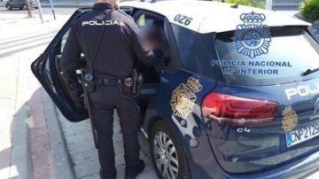 Imagen de archivo de una detención