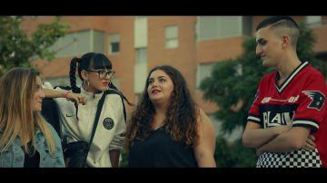 Un grupo de jóvenes hablan con Jordi Évole en Salvados: la mala educación