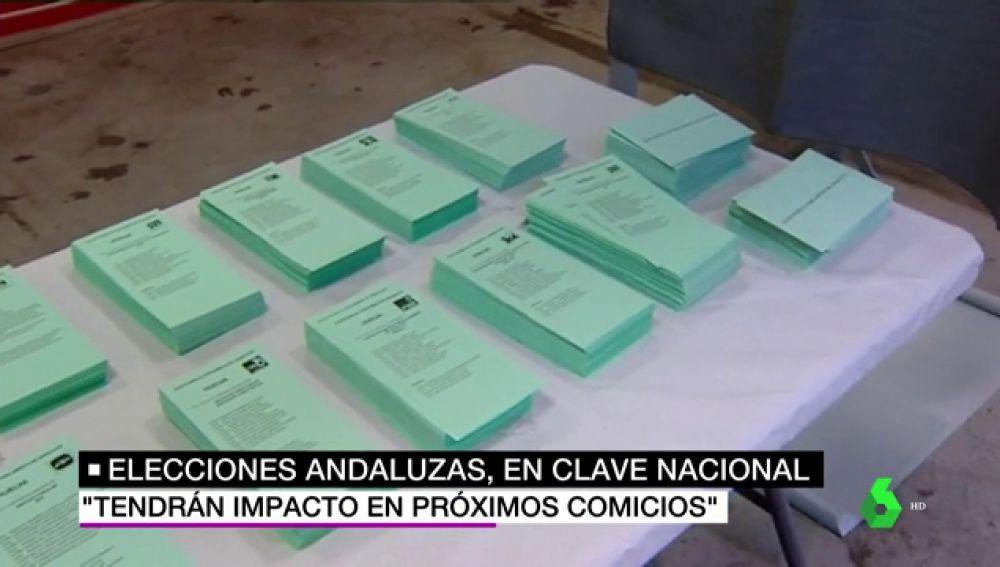 Elecciones Andalucía 2018: Estas son las claves de los comicios del 2 de diciembre que servirán como barómetro a nivel nacional
