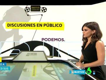 Ana Pastor con Lorena Baeza en El Objetivo