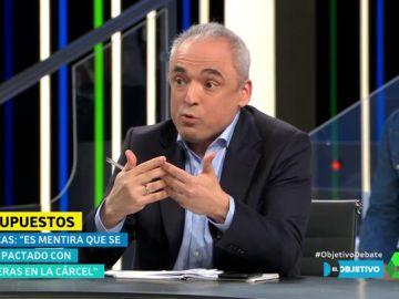 """Rafael Simancas: """"A las derechas no les gustan estos Presupuestos porque suben el salario mínimo y revierten los recortes"""""""