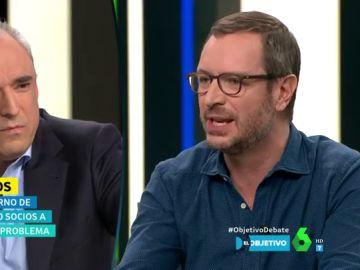 """Tenso cara a cara entre Maroto y Simancas: """"No habéis digerido la moción de censura"""""""