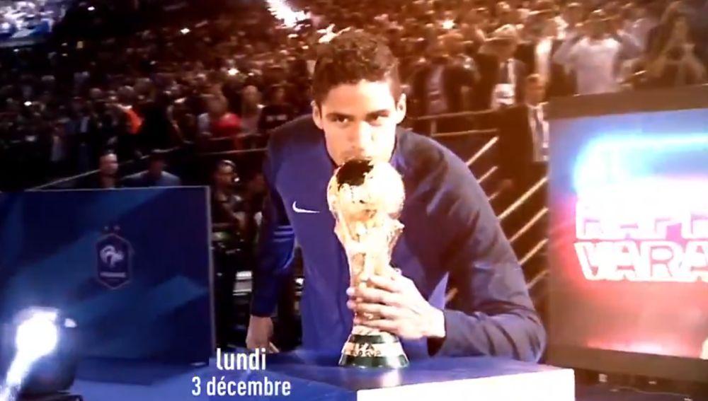 Video de L'Equipe revela posibles finalistas al Balón de Oro