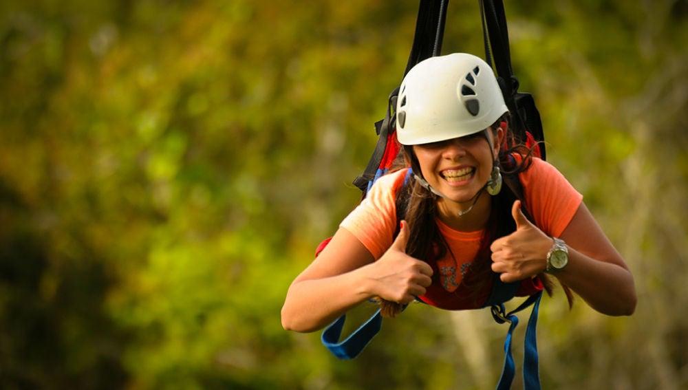 Diversión y aventura en las alturas