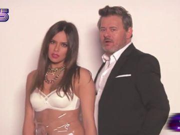 Así fue el sensual videoclip de Zapeando para celebrar los 300 programas