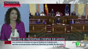 María Jesús Montero en ARV