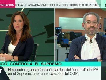 """Joaquín Urías: """"Los jueces del Tribunal Supremo, en los asuntos políticos, están comprados por los partidos"""""""