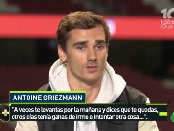 ¿QUÉ PASÓ entre Griezmann y el Barça?