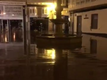 Inundaciones en Viveiro