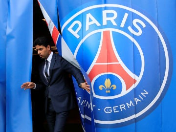 Al-Khelaifi, presidente del PSG