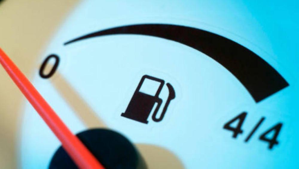 Quedarse sin gasolina