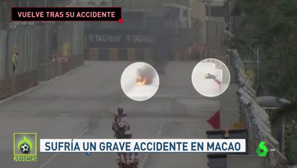 """Raül Torras se reencuentra con su familia tras el 'milagro' de Macao: """"He gastado una vida"""""""