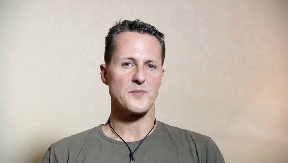 Michael Schumacher y el piloto al que más respeta de la F1