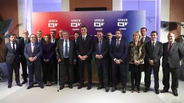 Celebración del 20 aniversario de UTECA