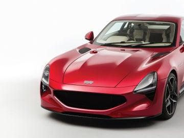 TVR regresa de su letargo con la presentación del Griffith V8