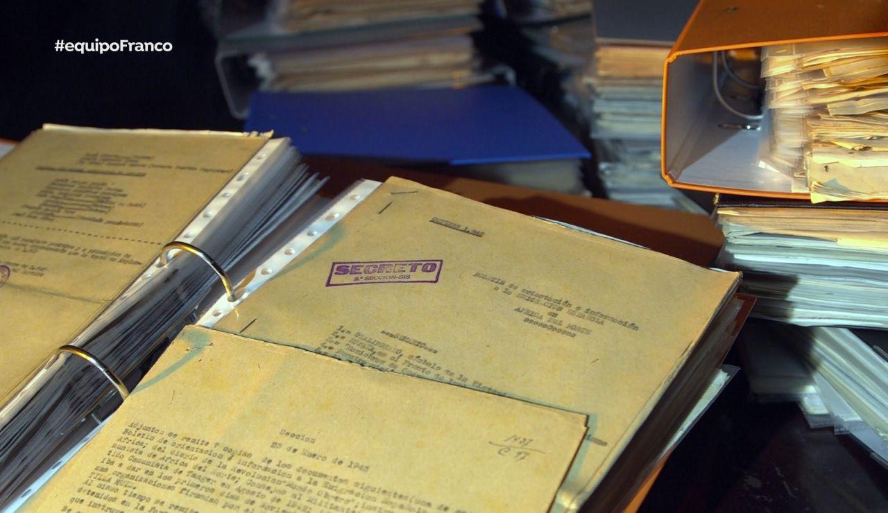 Equipo de Investigación: Los papeles de Franco