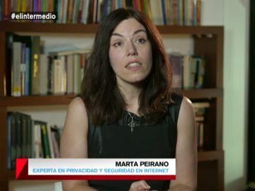 """Marta Peirano: """"El ciudadano va a perder la capacidad de distinguir entre la campaña política y la desinformación"""""""