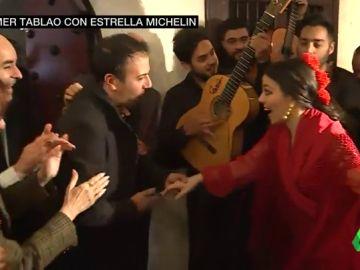 El Corral de la Morería se convierte en el primer tablao flamenco con una estrella Michelín