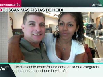 Heidi escribió una carta expresando su deseo de dejar la relación con César Román: crecen las pruebas contra 'el rey del cachopo'