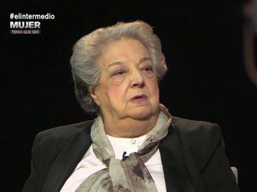 """Ana María Pérez, sobre """"el retroceso"""" en materia de violencia de género: """"Ahora que me toca marcharme, me voy preocupada"""""""