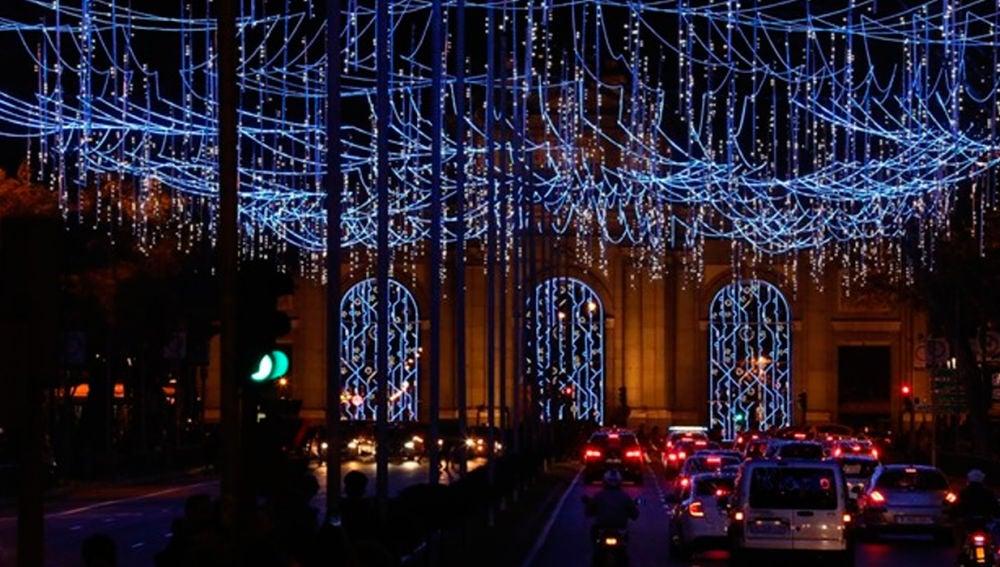 Luces de Navidad de Madrid