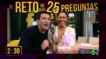Arturo Valls y Cristina Pedroche