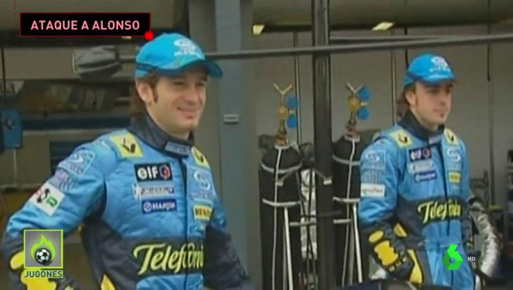 """El ataque de Trulli a Fernando Alonso: """"Su carácter le ha dejado en esta situación, sin elecciones"""""""