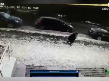 Una anciana muere tras el impacto de un carámbano de hielo en Kazashstán
