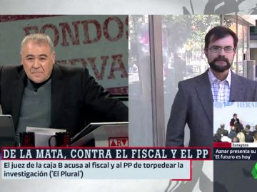 """Juan Moreno, sobre la 'Operación Kitchen': """"Esto es un GAL del Siglo XXI con fondos reservados para actividades criminales"""""""