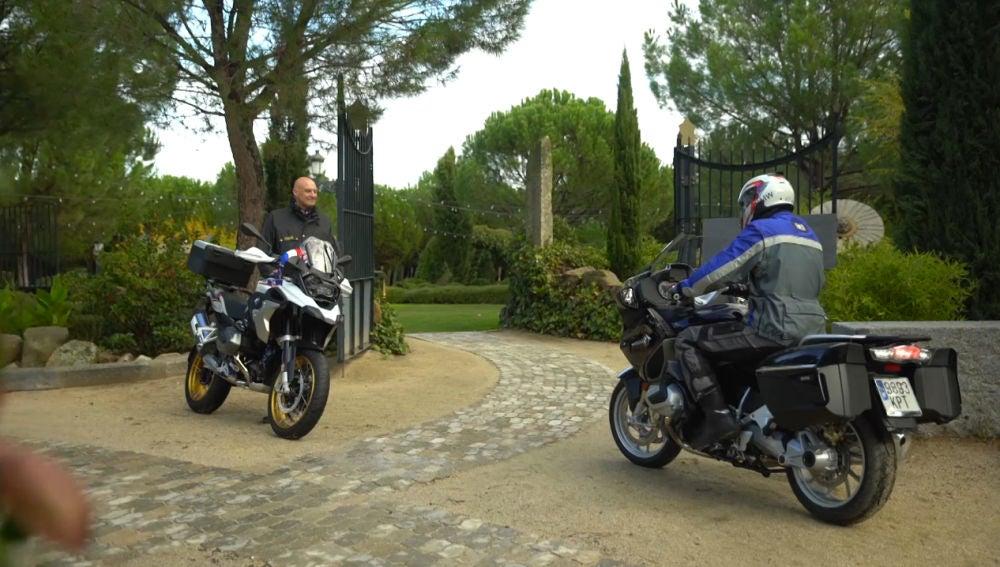 BMW R 1250 GS y R 1250 RT