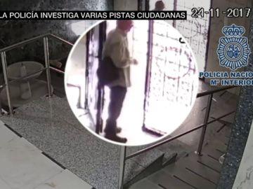 Investigación del incendio de un despacho de abogados de Granada
