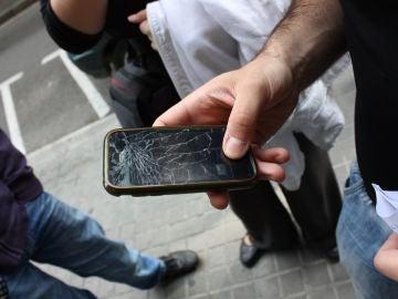 Seguro que has visto a mucha gente con smartphone que tienen esta pinta por la calle