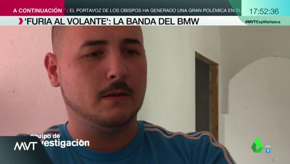 """Antonio Chincoa, líder de 'la banda del BMW'"""", niega su implicación en los robos: """"Yo estoy trabajando con mi padre cuidando ganado"""""""