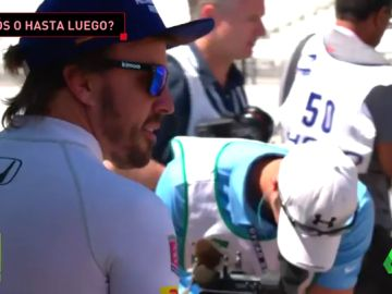 "El manager de Fernando Alonso lo deja claro: ""No es un adiós, es un hasta luego"""